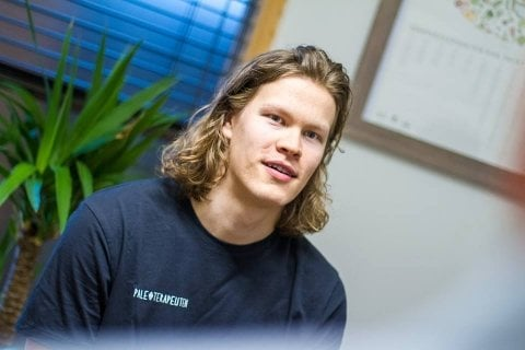 Andreas Dønåsen lærer deg om hvilken trening som er lønner seg, og hva som straffer seg - når en sliter med stoffskifteproblemer.