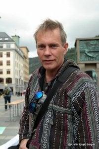 Arild Knutsen - leder av Foreningen for human narkotikapolitikk (FHN)