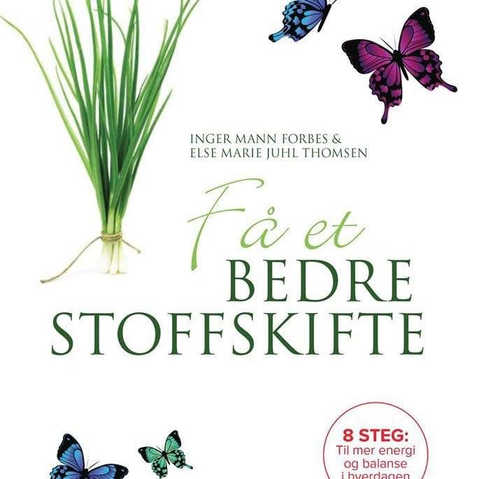 Ny bok om stoffskifte på Lille Måne - Få et bedre stoffskifte