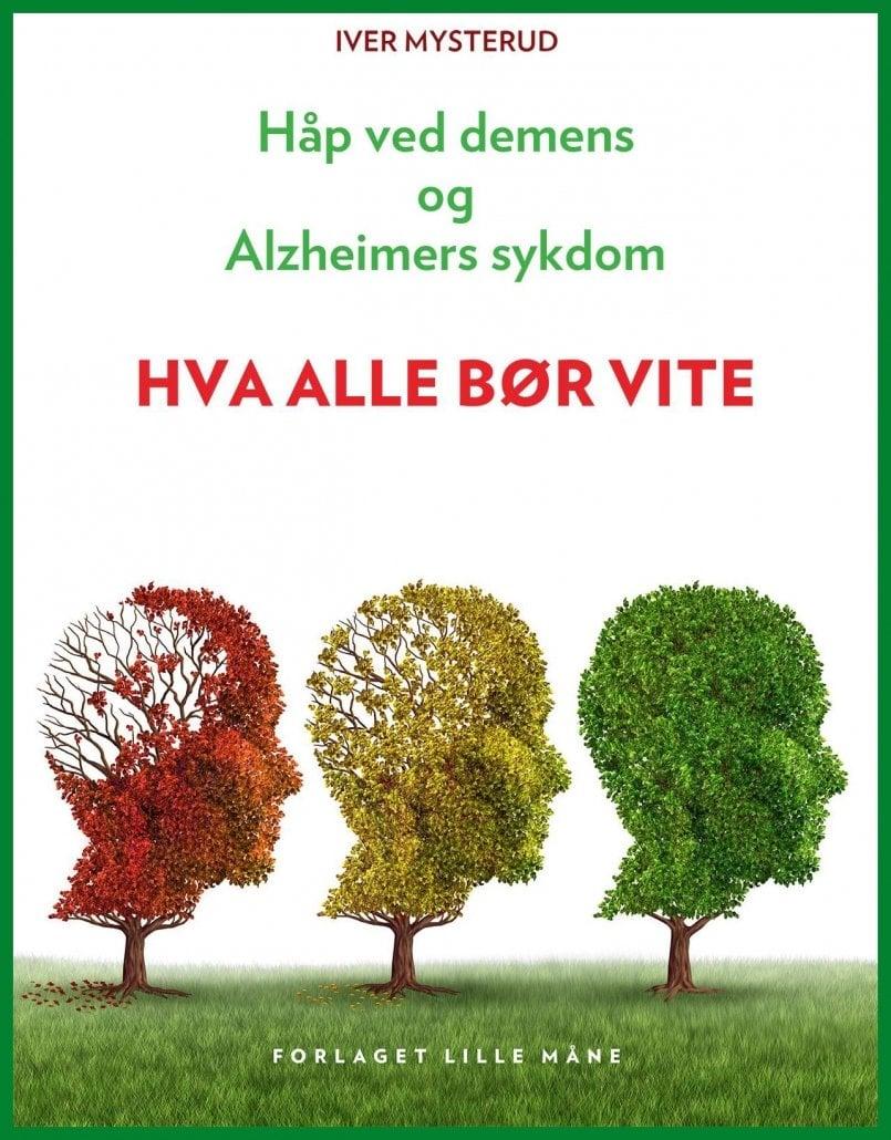 Boken Alzheimer – hva alle bør vite er en viktig håndbok som gir konkrete råd i forebygging og behandling, samtidig som den også belyser hvilke årsaker som ligger til grunn og hvordan sykdommen utvikler seg.
