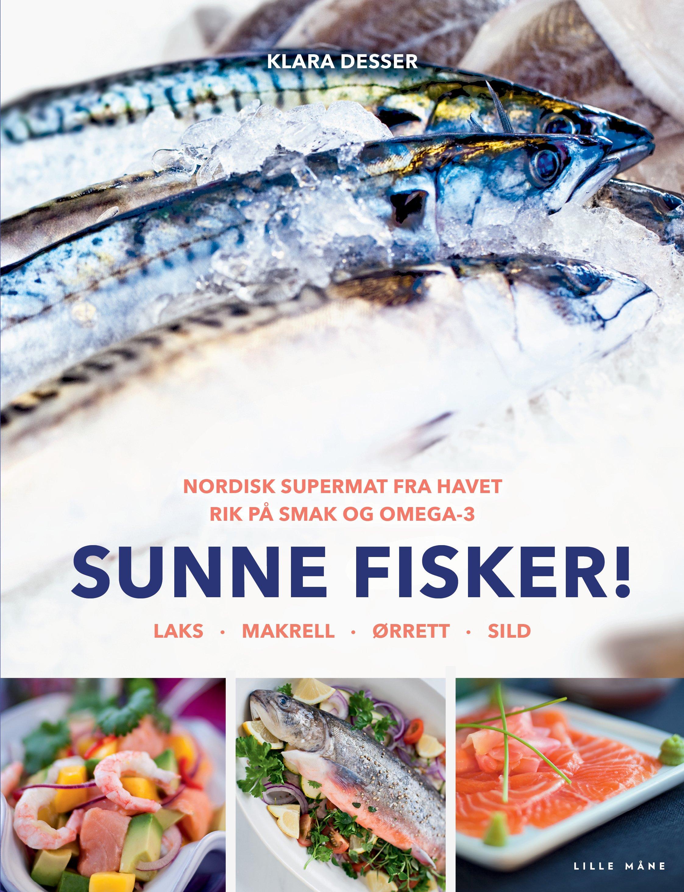 Det er bedre å være velutstyrt når du handler inn fisk - sunne fisker byr på 80 oppskrifter.