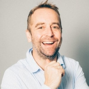 Jan Mesicek etablerte Lille Måne i 2004