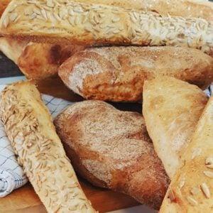 Brød kommer i alle varianter