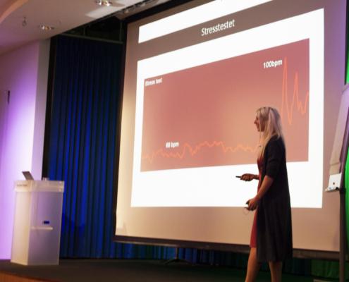 Ingeniør i medisinsk bioteknikk, Martina Johansson, har stor tro på hva kostholdet kan gjøre for å rette opp ubalanser i stoffskiftet.