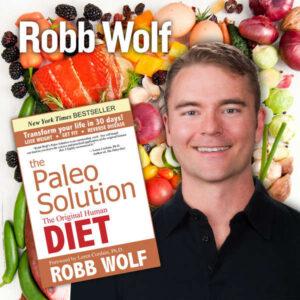Paleo-tilhenger: Robb Wolf gikk fra vegansk til paleo-kosthold. Helsegevinstene var enorme.