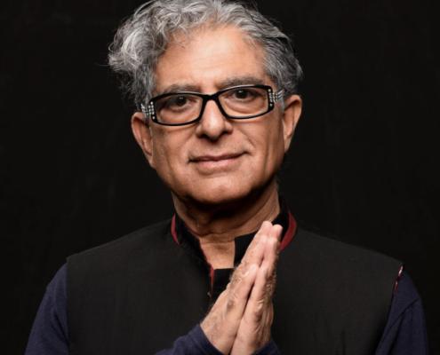 Deepak Chopra er en av vår tids mest leste forfattere i segmentet spirituell og åndelig litteratur.